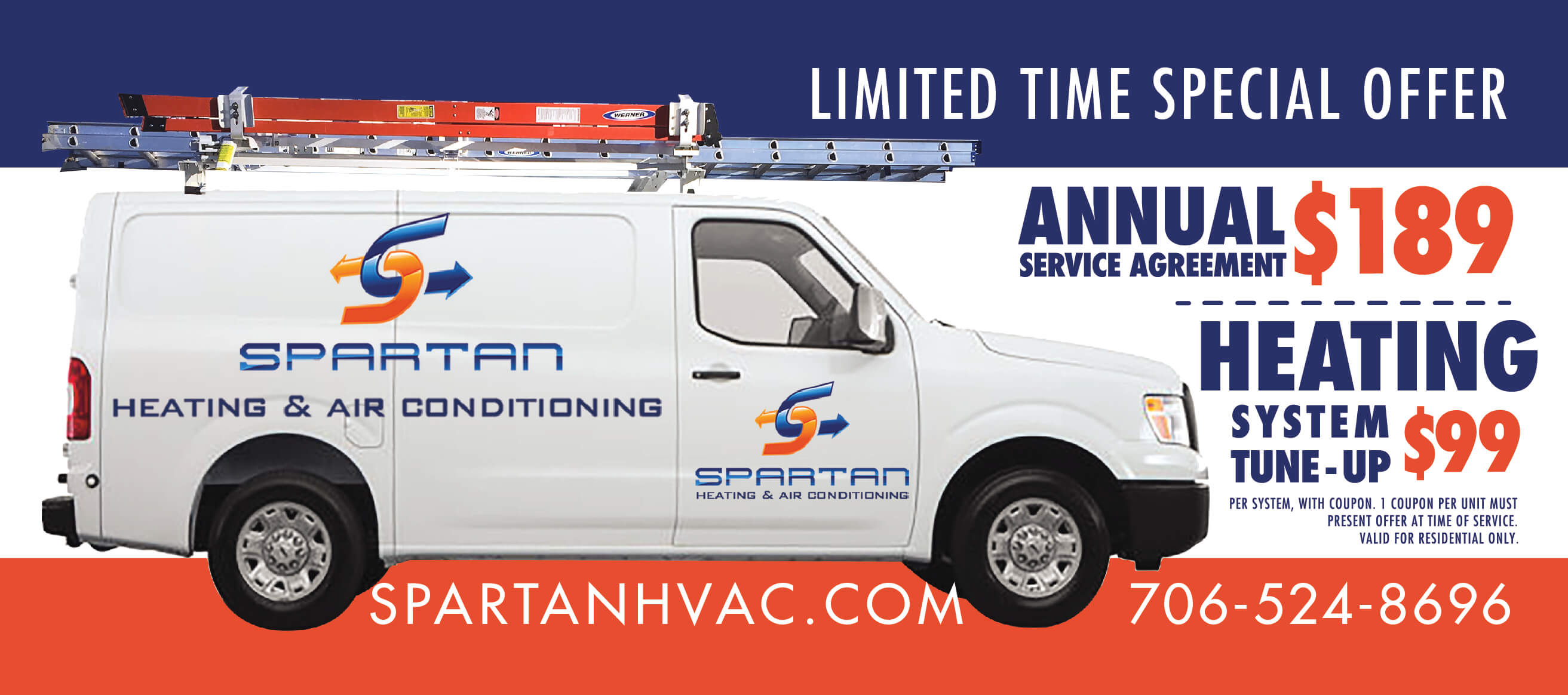 Trusted Heating & AC Repair Augusta GA | Spartan HVAC | AC Services
